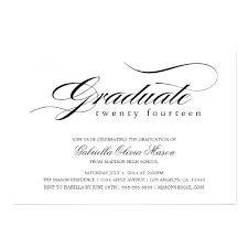 Formal Graduation Announcements Formal Graduation Invitations Announcements Etiquette Invitation