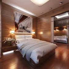 Cabin Style Bedroom Decor