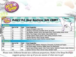 Rubies Size Chart Costume Sizing Chart