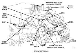 2006 chrysler pacifica engine diagram knock sensor location engine mechanical problem 6 cyl all wheel