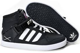 adidas shoes high tops black and white. 1ab1 adidas high top men leather shoes black white,adidas salmon sweater,affordable price tops and white p