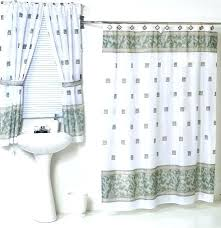 breathtaking shower and window curtain sets shower curtain sets bathroom shower and window curtain sets