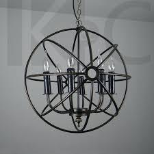 votive candle chandelier silver crystal beaded arm candelabra