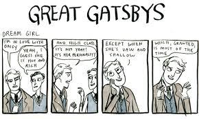 Great Gatsbys • via Relatably.com