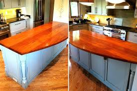 wooden countertops finishes counter how
