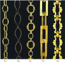 brass chain lighting chain re cast antique chandelier by the foot antique