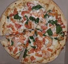 Garlic Prawn Picture Of Dominos Pizza Bathurst Tripadvisor