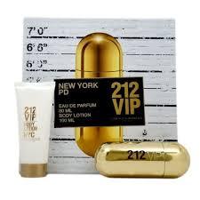 Compare Prices <b>Carolina Herrera 212 Vip</b> Eau De Parfum Spray Gift ...