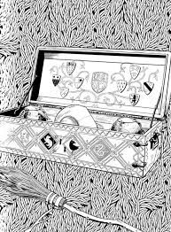 Just click on the harry potter coloring pages that you like and then click on the print button at the top of the page. Coloring Pages Harry Potter 150 Pieces Print A4 Wonder Day