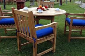 teak patio table and chairs and decor teak patio furniture beautiful outdoor furniture garden table 16
