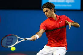 Dimitrov loses the point with a forehand unforced error. Roger Federer Forehand Analysis Perfect Tennis