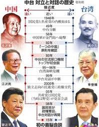 「中台首脳会談」の画像検索結果