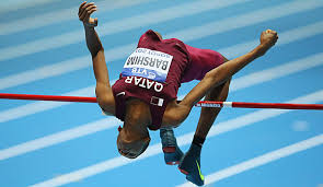 Mutaz essa barshim, the world high jump champion, is one of the international stars competing for the tokyo 2020 athletics test event. Diamond League In Rom