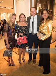 Courtney Smith, Elisa Summers, Stephen Summers, and Gabriella Moncada...  News Photo - Getty Images