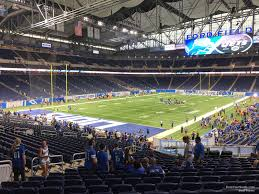 Ford Field Lions Seating Chart Ford Field Section 141 Detroit Lions Rateyourseats Com