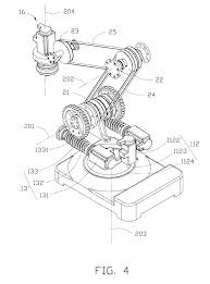Patent us20120048047 robot arm system patents drawing schematic diagram meaning what is resistor mechanical electrical