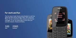 Nokia 106 Dual Sim - Advance Telecom