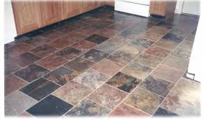 Slate Flooring For Kitchen Natural Slate Tile Flooring All About Flooring Designs