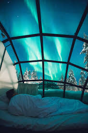 Glass Igloo Northern Lights This Arctic Igloo Resort Is Going To Give You Winter