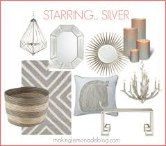 delectable 40 silver home decor decorating design of stunning