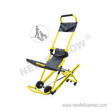 emergency stair chair. NF-W4 Evacuation Chair Stretcher For Emergency Rescue In Narrow Space Stair