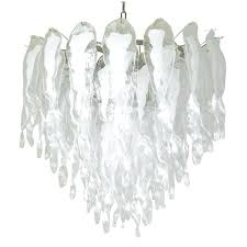 italian chandelier style white glass chandelier in the style of for italian chandelier style position