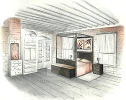 Interior design drawings perspective Point Perspective Bedroom Drawings Perspective Of Bedroom By Bedroom Design Drawings Pointtiinfo Bedroom Drawings Point Perspective Living Room Drawing Charming