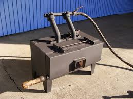 double burner forge