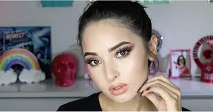 new year s eve makeup tutorial laura sanchez video