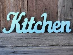 kitchen wall decor kitchen word wall sign aqua shabby chic wall word dining on whimsical kitchen wall art with kitchen wall decor kitchen word wall sign aqua shabby chic wall