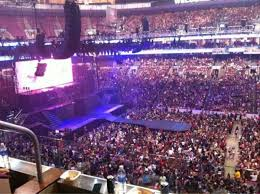Wells Fargo Center Level 4 Mezzanine Level Home Of