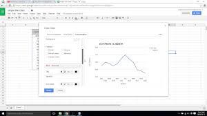 Slant Data Labels Google Sheets Video 27