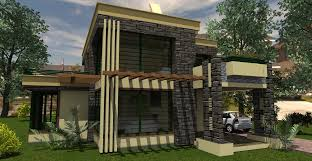 Contemporary House Plans By Architect In Kenya ...