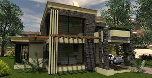 Small Picture Conte 4 Bedroom House Design David Chola Architect
