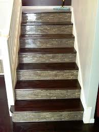 custom tile wood stairs this would be great i would love to get rid of the carpet on my stairs