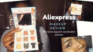 fake is it worth it the fake the balm appe pallete naturallytheuni