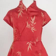 <b>Brocade</b> Bamboo <b>Dress</b> | <b>Chinese</b> Apparel | Kids | <b>Dresses</b> & Skirts