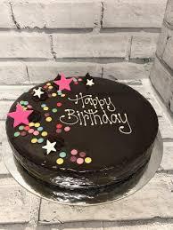 Devils Chocolate Birthday Cake Divine Cakes
