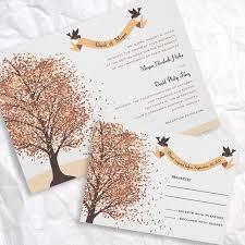 elegant fall wedding invitations. elegant fall wedding invitations m