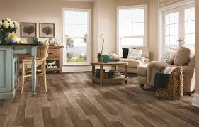 wood look luxury vinyl flooring in a living room a6754
