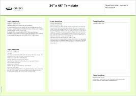 poster format powerpoint powerpoint poster template 48 x 36