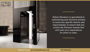Design Specific Ltd Hybon Elevators Provide Elevators That Can Be Customized To