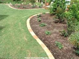 garden edge ideas captivating brick garden edge home decor front door porch and yard decor and