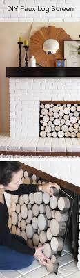Fireplace Ideas Diy Best 10 Fireplace Facade Ideas On Pinterest Fake Fireplace