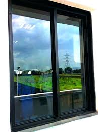 remove window window tint for sliding glass doors sliding glass door window grey tinted