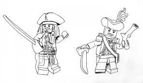 Coloriages Lego Pirates Des Caraibeslll