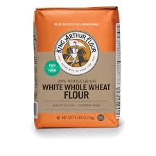 King Arthur Flour Ingredient Chart White Whole Wheat Flour King Arthur Flour