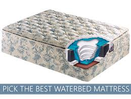 mattress brands. How To Pick The Best Waterbed Mattress Image Brands