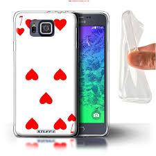 Online Sale Stuff4 Gel Tpu Case Cover For Samsung Galaxy Alpha 7 Of