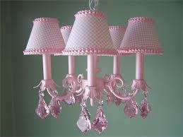 pink chandelier binders